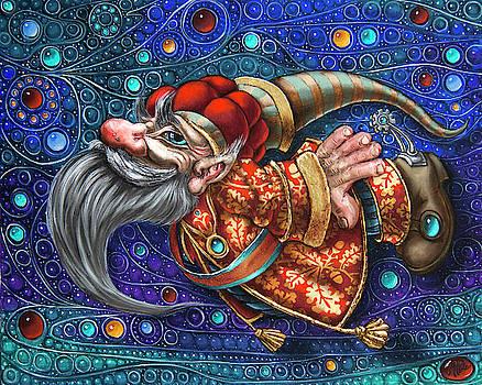 Magic Flight#1 by Victor Molev