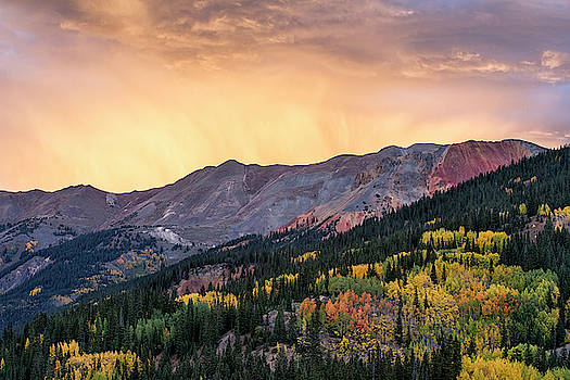 Magic In The Mountains by Denise Bush