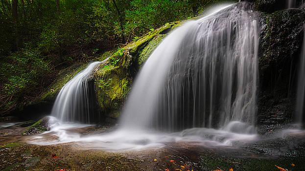 Magical Falls by Mike Koenig