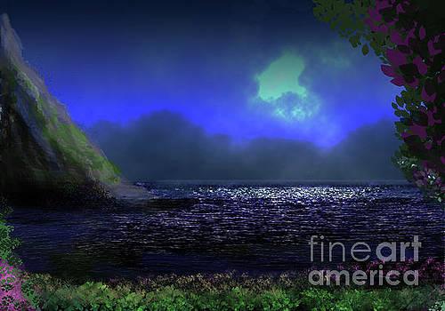 Magical Moonlight by Lutz Roland Lehn