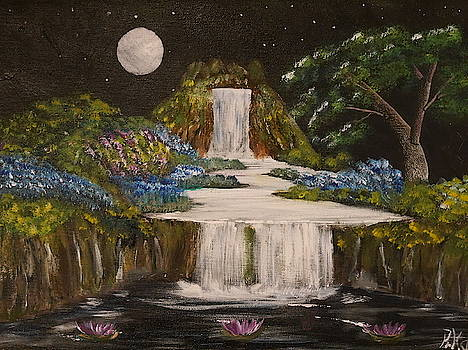 Magical nights by Bernd Hau