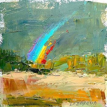 Magical rainbow by Valerie Lazareva