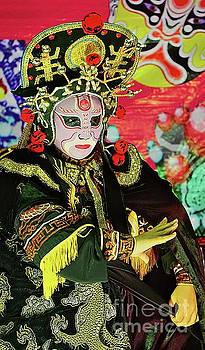 Magician Of The Opera by Ian Gledhill