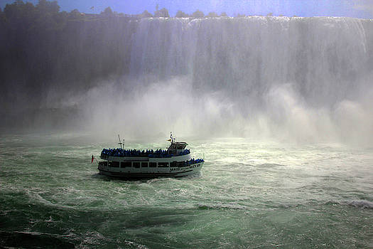 Maid Of The Mist - 3 by Doc Braham