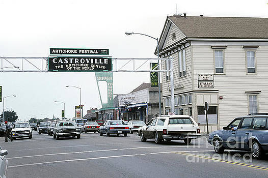 California Views Archives Mr Pat Hathaway Archives - Main Street Castroville, California 1991