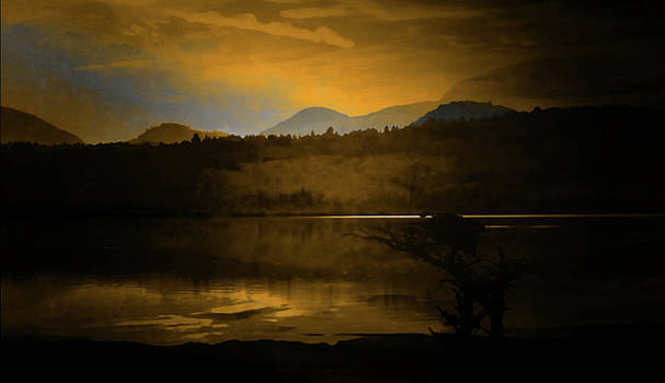 Mike Breau - Maine Reflections-Vintage