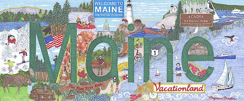 Maine by Stephanie Hessler