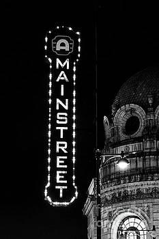 Mainstreet Theater Kansas City by Terri Morris