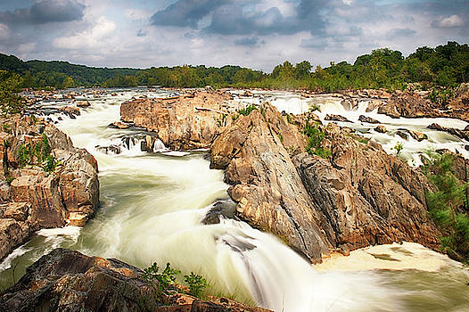 Majestic View of the Potomac by Travis Rogers