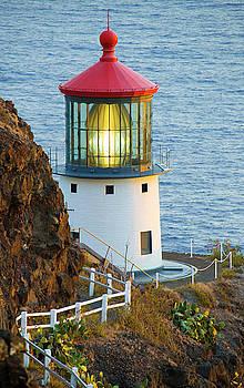 Makapu'u Lighthouse by Jayson Tuntland