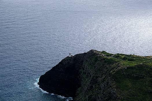 Makapu'u Lighthouse by Lucinda Walter
