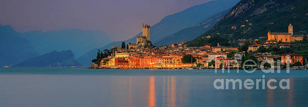 Malcesine, Lake Garda by Henk Meijer Photography