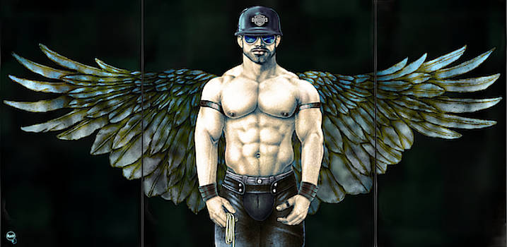 Rolf - Male Angel #7