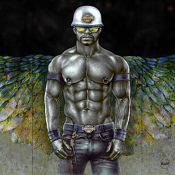 Rolf - Male Angel #9