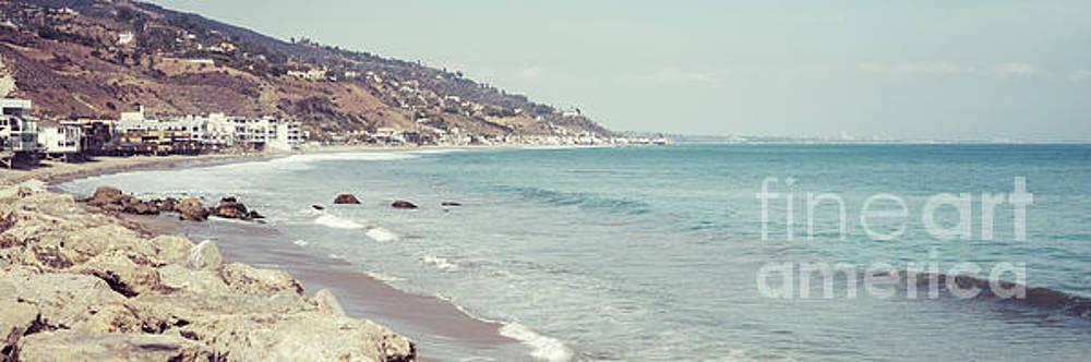 Paul Velgos - Malibu California Coastline Panorama Photo