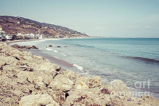 Paul Velgos - Malibu California Coastline Photo