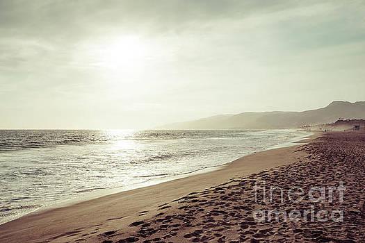 Paul Velgos - Malibu California Zuma Beach Sunset Photo