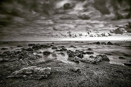 Malibu Clouds by John Rodrigues