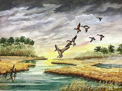 Mallards Landing by Raymond Edmonds