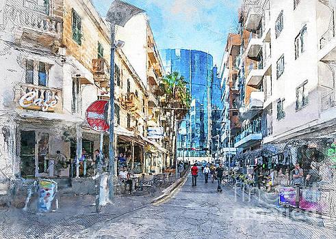 Malta art by Justyna JBJart