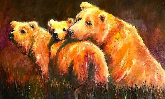 Mama Bear by Jennifer Morrison Godshalk