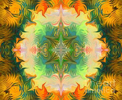 Mandala 12 8 2018 by Hidden Mountain