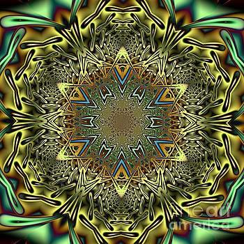 Mandala S by Galina Lavrova