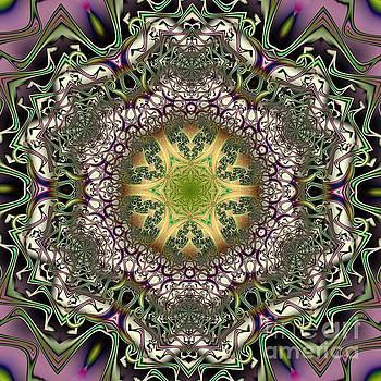 Mandala V by Galina Lavrova