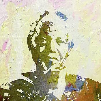 Mandela Cut Out by Anthony Mwangi