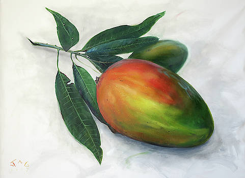 Mango Julie by Jonathan Guy-Gladding JAG