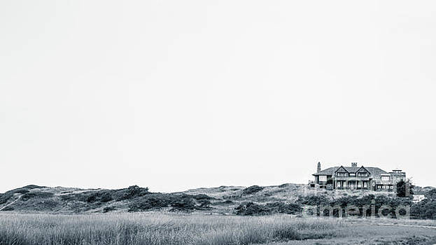 Mansion in the Dunes Wellfleet MA by Edward Fielding