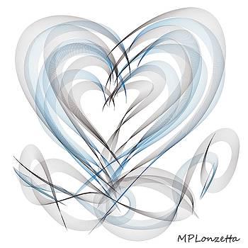 Many Hearts by Marian Palucci-Lonzetta