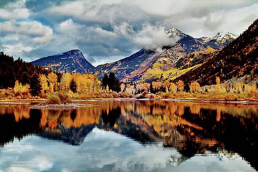 Marble Lake by Lee Craker