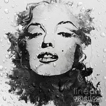 Marilyn Monroe 07 by Chrisann Ellis