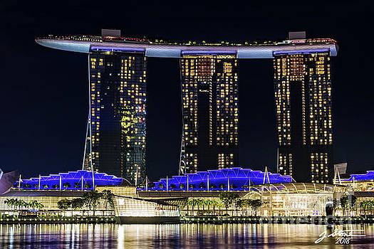 Marina Bay Sands by Jeffrey Stone