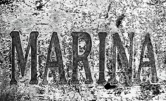 Sharon Williams Eng - Marina Sign 300