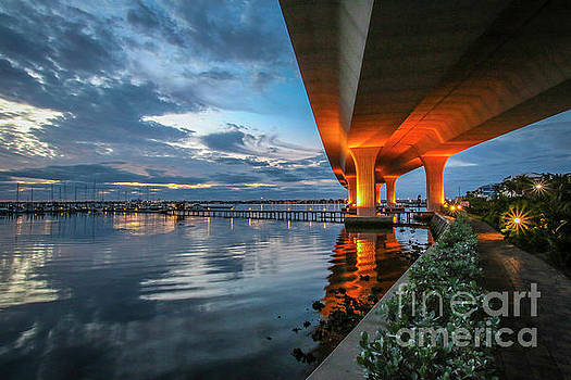 Tom Claud - Marina Walkway and Bridge