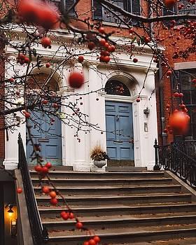 Marlborough Doortrait by Brian McWilliams