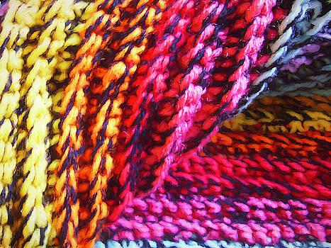 Marled Crochet by Susan Lafleur