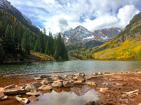 Maroon Bells by Jacqueline Faust