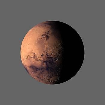 Mars by Nick Stevens