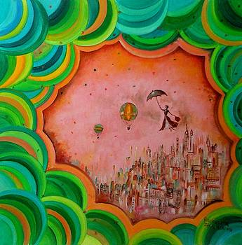 Mary Poppins by Radosveta Zhelyazkova