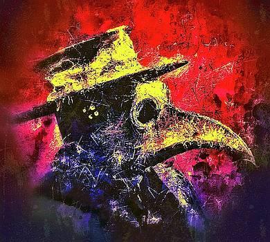Plague Mask  by Al Matra