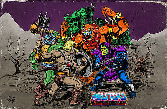 Masters of the Universe by Joseph Burke