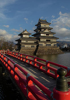 Matsumoto Castle by Nate Richards