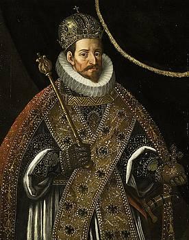 Matthias, Emperor of the Holy Roman Empire by Hans von Aachen
