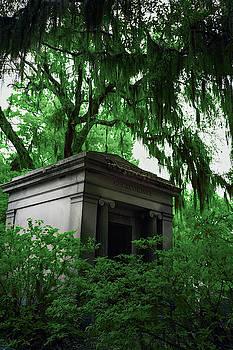 Mausoleum in Georgia III by Jon Glaser