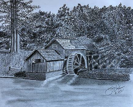 Maybry Mill by Tony Clark