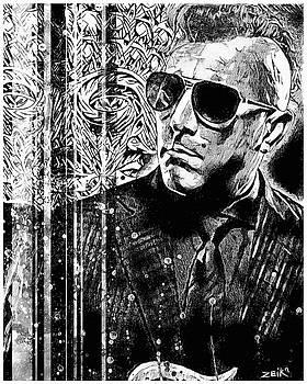 Maynard - Noir series by Bobby Zeik