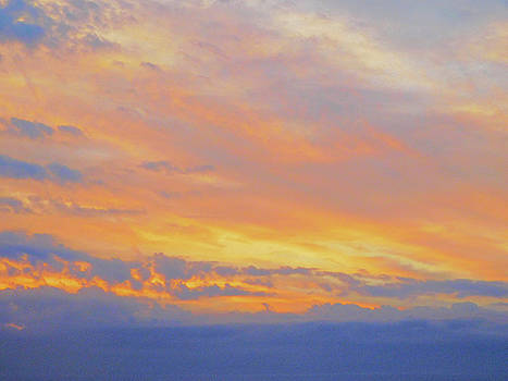 Mazatlan Mexico Golden Sunrise by Emmy Marie Vickers